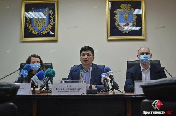 Новый глава Николаевской ОГА рассказал о своей команде | Корабелов.ИНФО