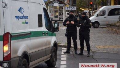 Photo of В Николаеве инкассаторский автомобиль попал в ДТП