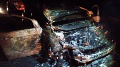 Photo of В Витовском районе сгорел внедорожник