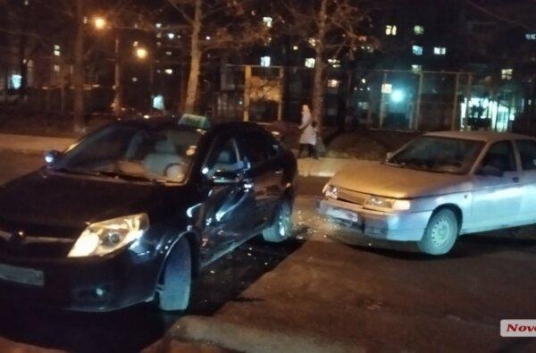 В Корабельном районе пьяный водитель на ВАЗе врезался в такси   Корабелов.ИНФО image 2