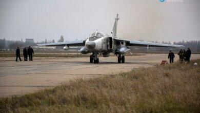 В Корабельном районе отремонтировали самолет-разведчик Су-24МР (видео) | Корабелов.ИНФО