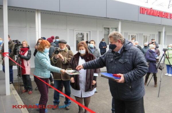 В Корабельном районе торжественно открыто новое инфекционное отделение. ФОТО | Корабелов.ИНФО image 2