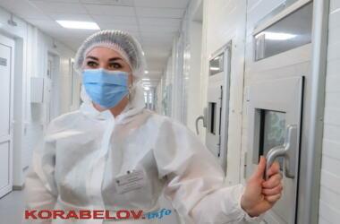Людмила Пихтерева - зав. инфекционным отделением горбольницы №5