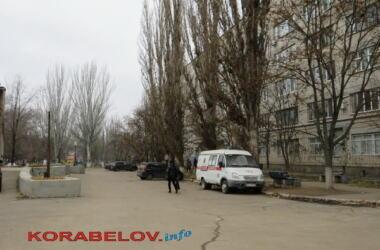 Николаевская горбольница №5