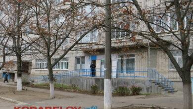 Николаевская горбольница №5, декабрь 2020