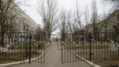 Николаевская горбольница №5 в Корабельном районе