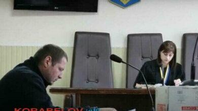 Александр Могилевич и судья Татьяна Головина