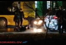 Photo of Видео ДТП, в котором пенсионер сбил девушку и сбежал с места аварии