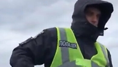 Конфликт на дороге: Николаевские патрульные пожелали водителю «перевернуться в кювет» (видео) | Корабелов.ИНФО