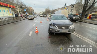 Скончался пешеход, которого сбил Lexus на пр. Богоявленском | Корабелов.ИНФО