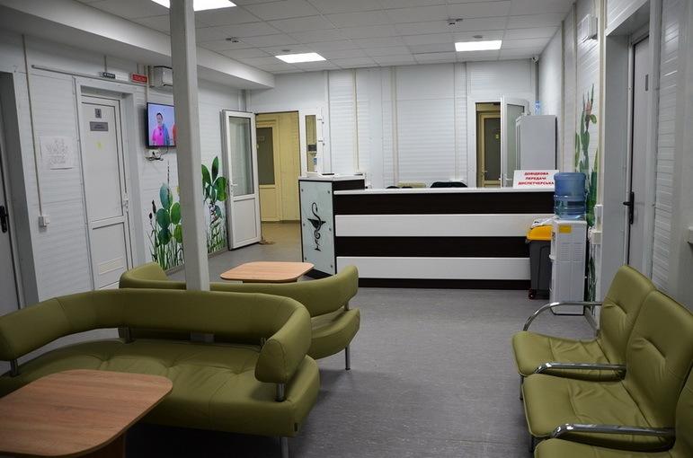 Инфекционное отделение в Корабельном районе г. Николаева