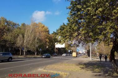 пр. Богоявленский в Корабельном районе г. Николаева