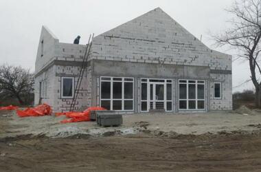 строительство амбулатории в с. Лиманы