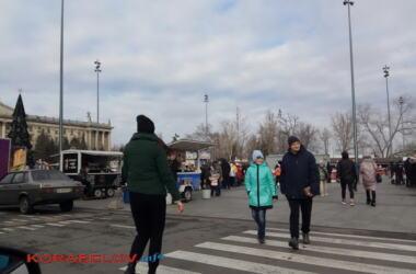 Николаев, площадь Соборная