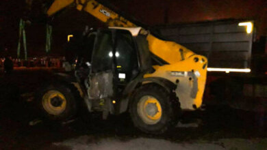 Автопогрузчик насмерть задавил женщину в речном порту Николаева | Корабелов.ИНФО image 2
