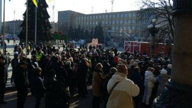 В Николаеве протестовали против повышения тарифов | Корабелов.ИНФО image 1