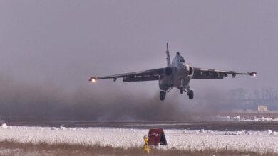 В Николаеве бригада тактической авиации выполнила командирские полеты | Корабелов.ИНФО image 1