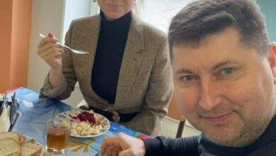 «Слуги народа» поели в школьной столовой Корабельного района | Корабелов.ИНФО