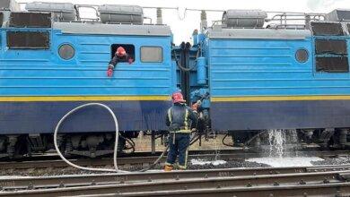 В Ровенской области загорелся поезд «Николаев — Рахов» | Корабелов.ИНФО