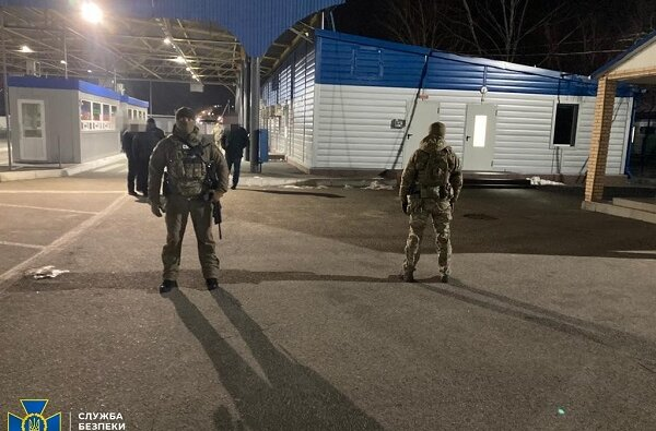 По материалам СБУ в 2020 году осудили 12 пограничников и четырех таможенников   Корабелов.ИНФО