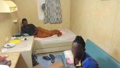 В порту НГЗ выявили нелегальных мигрантов из Гвинеи | Корабелов.ИНФО
