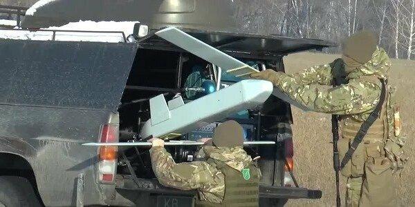 В Украине разработали дрон-камикадзе. ВИДЕО   Корабелов.ИНФО
