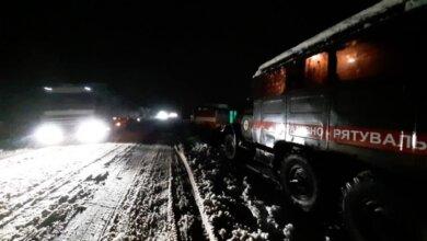 На Николаевщине из-за непогоды ограничили движение для фур и автобусов по двум трассам | Корабелов.ИНФО
