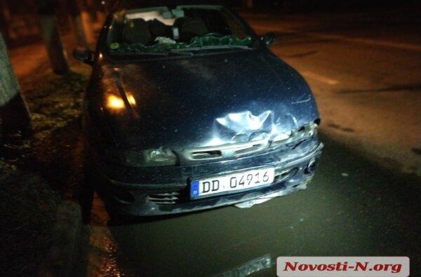 Пьяный водитель на «Фиате» врезался в «Ланос» и скрылся с места ДТП | Корабелов.ИНФО
