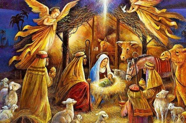 7 января - день примирения, доброты, миролюбия, прославления Христа   Корабелов.ИНФО