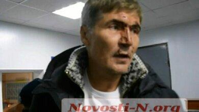 В Николаеве полиция задержала экс-нардепа Жолобецкого: разбили в кровь лицо и надели наручники (видео) | Корабелов.ИНФО