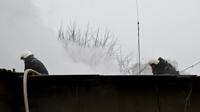 В Николаеве горел дом | Корабелов.ИНФО image 2