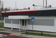 Инфекционное отделение Николаевской горбольницы №5