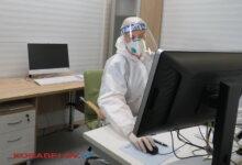 инфекционка в Корабельном районе г. Николаева