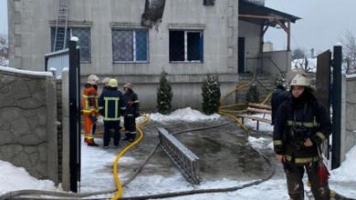 Во время пожара в доме престарелых в Харькове погибли 15 человек | Корабелов.ИНФО