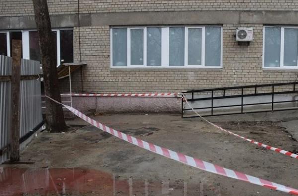 Пациент выбросился с 4-го этажа больницы скорой помощи в Николаеве | Корабелов.ИНФО
