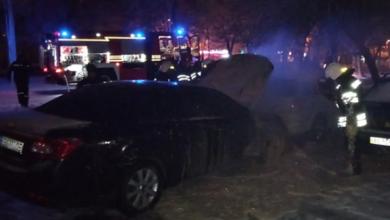 Ночью сожгли автомобиль мужа директора николаевской «инфекционки» Федоровой | Корабелов.ИНФО