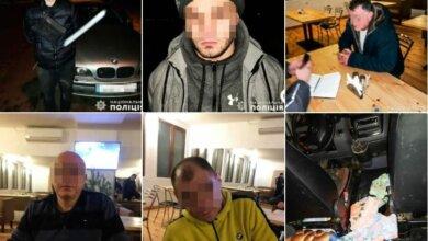С ножами, пистолетами и ружьем: на Николаевщине задержали 11 «авторитетов», приехавших на «сходку» | Корабелов.ИНФО