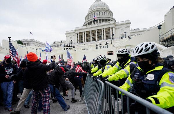 Хаос заради Трампа: фанати президента США штурмують Капітолій. LIVE | Корабелов.ИНФО image 1