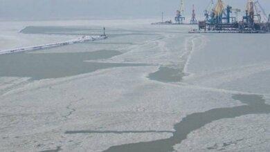 Администрация морпортов сообщила о завершении ледовой кампании в порту «Ольвия» | Корабелов.ИНФО