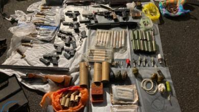 У николаевца нашли арсенал оружия, 4 кг каннабиса и 17 пакетов грибов | Корабелов.ИНФО image 2