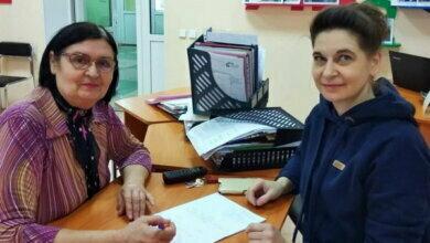 Ольга Ясько и Лилия Полковниченко