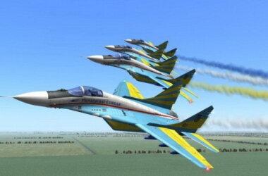 самолеты ВСУ