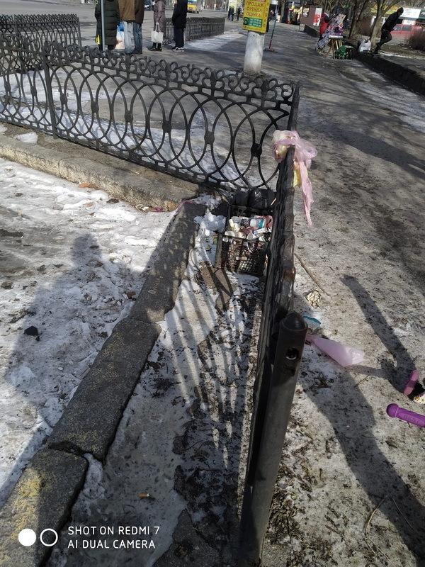 """""""Мы в этом дерьме постоянно"""", - жителей Корабельного района возмущают мусор и бродячие собаки (видео)   Корабелов.ИНФО image 2"""
