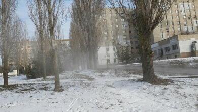 Порыв теплотрассы: жилые дома и детсад в Корабельном районе - без отопления   Корабелов.ИНФО image 2