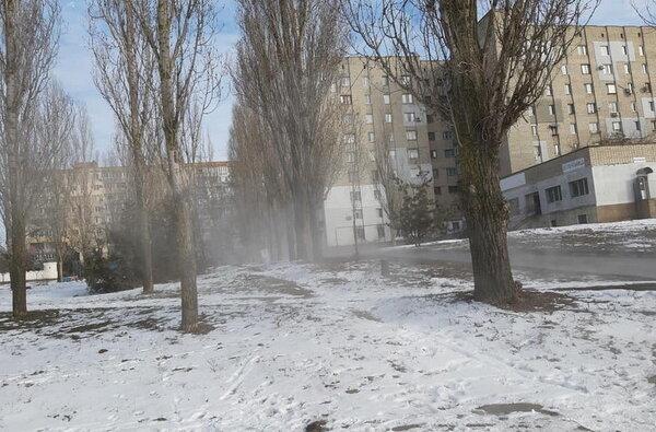 Порыв теплотрассы: жилые дома и детсад в Корабельном районе - без отопления | Корабелов.ИНФО image 2