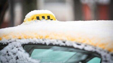 В Николаеве из-за непогоды невозможно вызвать такси: у некоторых тарифы выросли в 3 раза | Корабелов.ИНФО image 1