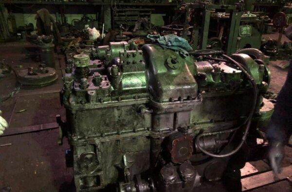 В Николаеве СБУ разоблачила схему «косметического» ремонта двигателей для «Укрзализныци» | Корабелов.ИНФО