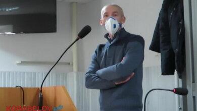Обвиняемый учитель Базулько оскорбляет журналистов даже на судебных заседаниях (видео) | Корабелов.ИНФО image 4