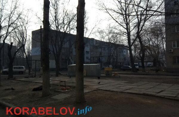 общежития пр. Богоявленский, 285 и 287