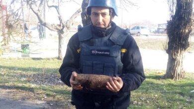 В Николаеве возле детской площадки нашли артиллерийский снаряд | Корабелов.ИНФО